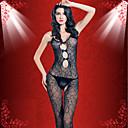 YIMI Womens Sexy Slim Fashion Cut Out Bodycon Strap Bow Nightwear