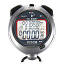 100 memorias 1 / 100s 3 línea de tiempo de cuenta atrás 10hamp;cronómetro digital calendario para pc100b salto deportes