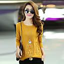 Loria bodycon cuello redondo suéter estilo coreano de las mujeres