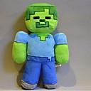 Minecraft 18cm bebé zombi mc fantasma de los animales de peluche de juguete muñeca