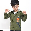 Boys Fashion Hoodies Coat