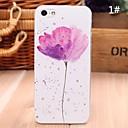 beittal estilo de porcelana patrón de flores pc pintura cubierta dura para iPhone5 / 5s ip5zgfhch