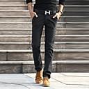 2014 de invierno pantalones vaqueros de los nuevos hombres de los hombres Xinfu ™ espesan los pantalones vaqueros de terciopelo pantalones vaqueros