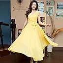 Womens Chiffon Lace Maxi Dress(More Colors)