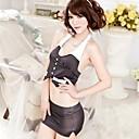 Womens  Sexy Lingerie Uniform Temptation
