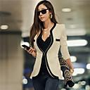 3/4 manga traje de algodón abrigo de la mujer xinyayi