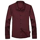 Camisa de manga larga moda casual 2RZ de las EMN