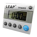0.01s sola línea 0 ~ 10h con cronómetro digital de cuenta atrás con el tiempo para tf6203 cocina salto