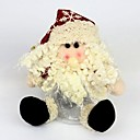 caja de regalo de Papá Noel lindo patrón de la reina de la moda venus
