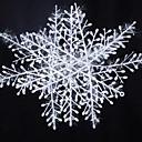 15cm navidad decorado 6pcs nieve