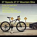 """27 velocidades de 27.5 """"altura oso MAX 190cm de montaña de neumáticos 2cm moto Rockefeller ™ ciclismo tren motriz Microshift"""