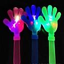 alegría apoyos de destello mano (colores al azar)