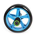 20cm equipos silenciosa rueda abdominal abs doble rueda abdomen gimnasio multifuncional (color al azar)