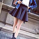 alta cintura de las mujeres de todo Milu falda a juego completo