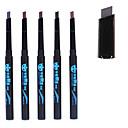 1pc fresco lápiz de cejas rotativo y automático cuadrado (más colores)