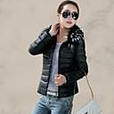 YUEMIAN™ Womens Korea Long Sleeve Sheath Elegant Down Coat