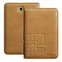 10.1inches casos tableta de cuero para Samsung GT-N8000