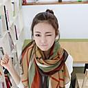 2014 nueva bufanda de invierno versión coreana de las mujeres de la gasa de la bufanda suide b08 13 de color caqui