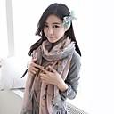 2014 nueva bufanda de invierno versión coreana de las mujeres de la gasa de la bufanda suide b08 28 rosa