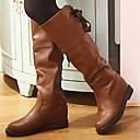 botas altas planas de las mujeres zicqfurl