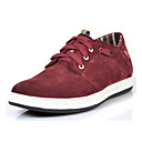 Mens Shoes Closed Toe Flat Heel Leather Fashion Sneakers Shoes More Colors available