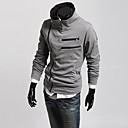 City Mens Casual Basic Fashion Soft Hoodies