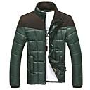 abrigo casual chun zheng hombres