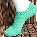 5pairs (5 clases de estilo de cada par) de alta calidad calcetines de algodón barco stealth malla deportes de los hombres (color al azar)