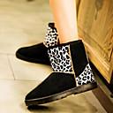 damp;botas de los zapatos de la nieve de las mujeres Y botines de tacón plano