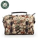 Daka Bear mochilas escolares para los viajes del bolso de la bolsa de mensajero de los adolescentes niñas hombro