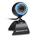 10moons S302 webcams 16 megapixelo con micrófono incorporado