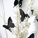12pcs funlife / lot 3D calcomanías pegatinas de pared Groupon calientes exclusivos pvc mariposa pegatinas de pared