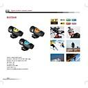 2014 at68 nueva llegada 1080P HD cámara resistente al agua videocámara DV de deportes de acción de vídeo al aire libre del dvr del casco
