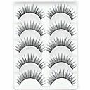 Eyelashes lash Eyelash Natural Long Volumized / Natural Fiber