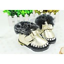 Girls Shoes Fashion Boots Flat Heel Ankle Boots with Magic Tape More Colors Available
