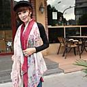 2014 nueva bufanda de invierno versión coreana de las mujeres de la bufanda de gasa suide vino 41red b08