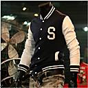chaqueta de manga larga de la moda de los hombres zt