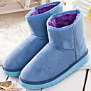 antideslizante de color caramelo botas cortas de las mujeres de espesamiento Enthone zp40 hembra caliente