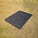 al aire libre al aire libre tela oxford alfombra de picnic cojín