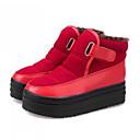 damp;moda zapatos creepers de cuña del talón de las mujeres Y las zapatillas de deporte zapatos casuales