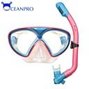 OceanPro niño gaea conjunto snorkel máscara