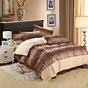 duvet-cover-set-4-piece-suit-comfort-lwopard-grain-pattern-full