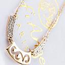 IDOO Vintage Diamond Necklace SP014-128