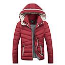 abrigo de algodón de color caramelo coreano de MRPK hombres 880