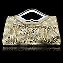 damas SexyLady bolsa de noche elegante f002gold