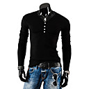 City Men's Casual Basic Fashion Soft T-Shirt
