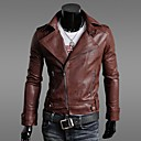 Brother Korean Slim Coat Jacket  JK17(khaki,black,coffee,brown)