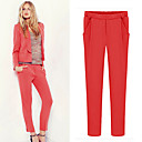 Angel Girl Women's Fashion Leisure Multi-Color Pants