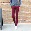 algodón pantalones casuales de yuanhuishemen 168