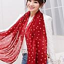 2014 nuevo invierno chal wersion coreano de las mujeres suide de pañuelos de gasa de terciopelo xf07 vino 05red